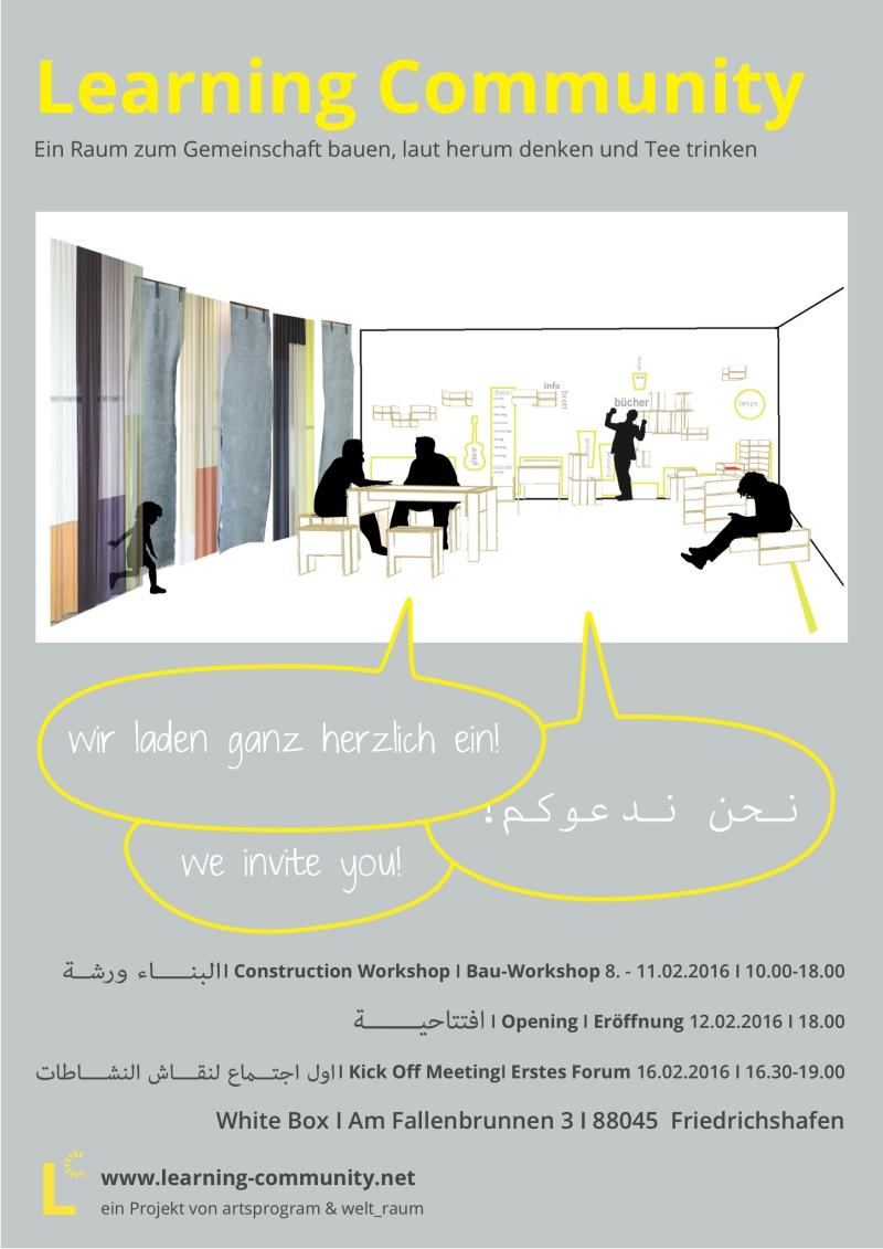 Learning Community Plakat NEU